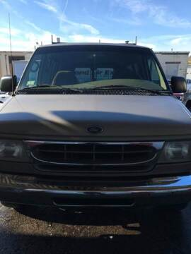 2002 Ford E-Series Cargo for sale at Budget Auto Deal and More Services Inc in Worcester MA