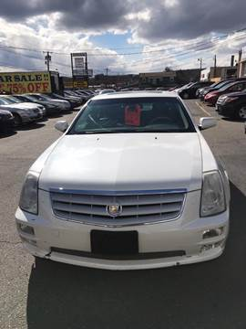 2005 Cadillac STS for sale at Budget Auto Deal and More Services Inc in Worcester MA