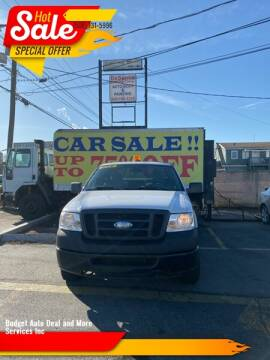2007 Ford F-150 for sale at Budget Auto Deal and More Services Inc in Worcester MA