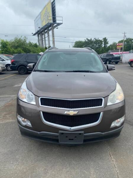 2009 Chevrolet Traverse for sale at Budget Auto Deal and More Services Inc in Worcester MA