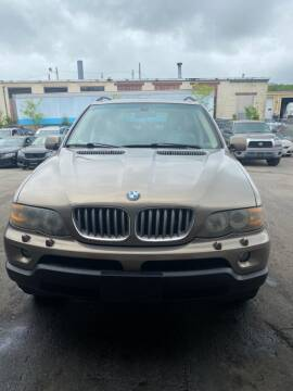 2005 BMW X5 for sale at Budget Auto Deal and More Services Inc in Worcester MA