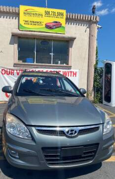 2010 Hyundai Elantra Touring for sale at Budget Auto Deal and More Services Inc in Worcester MA