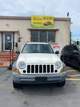 2005 Jeep Liberty for sale at Budget Auto Deal and More Services Inc in Worcester MA