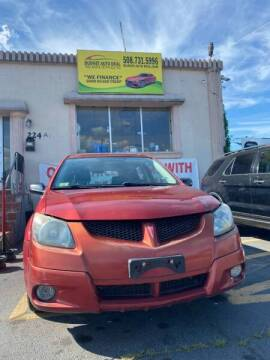 2004 Pontiac Vibe for sale at Budget Auto Deal and More Services Inc in Worcester MA