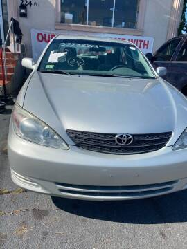 2004 Toyota Camry for sale at Budget Auto Deal and More Services Inc in Worcester MA