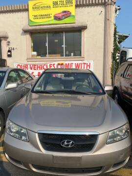 2006 Hyundai Sonata for sale at Budget Auto Deal and More Services Inc in Worcester MA