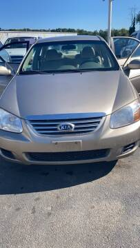 2007 Kia Spectra for sale at Budget Auto Deal and More Services Inc in Worcester MA