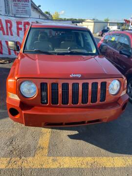 2008 Jeep Patriot for sale at Budget Auto Deal and More Services Inc in Worcester MA
