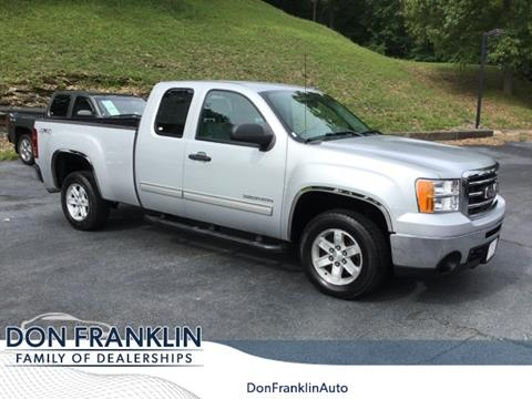 2013 GMC Sierra 1500 for sale in Columbia, KY