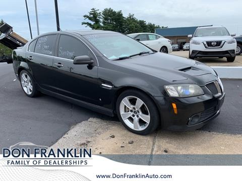 2008 Pontiac G8 for sale in Columbia, KY