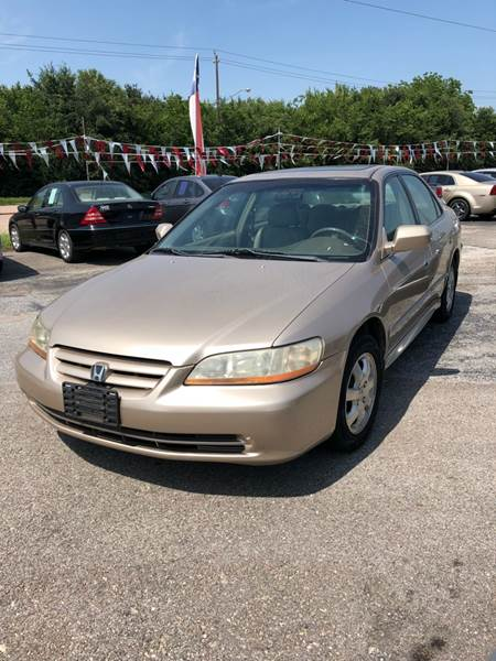 2001 Honda Accord For Sale At Impire Auto Sales In Pasadena TX