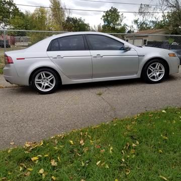 Acura TL For Sale In Michigan Carsforsalecom - 08 acura tl for sale