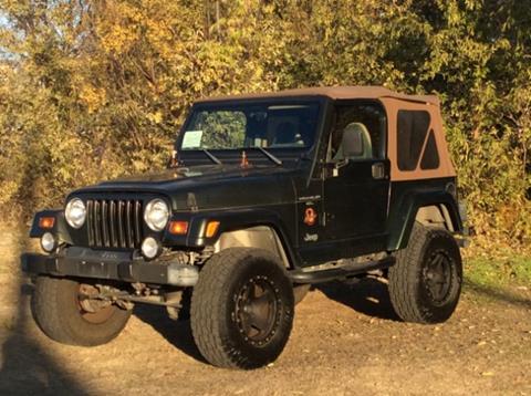 1998 Jeep Wrangler for sale in Dallas, TX