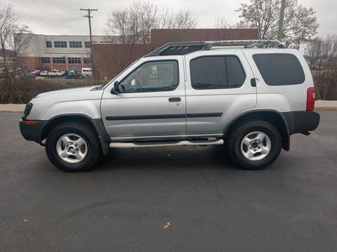 Nissan Xterra For Sale In Lancaster Oh Glass City Auto Center