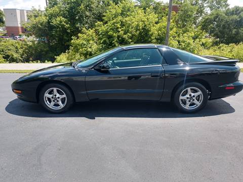 1996 Pontiac Firebird for sale in Lancaster, OH