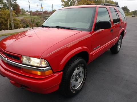 2004 Chevrolet Blazer for sale in Lancaster, OH