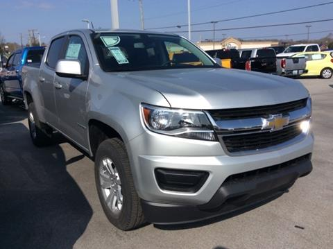 2018 Chevrolet Colorado for sale in Somerset, KY