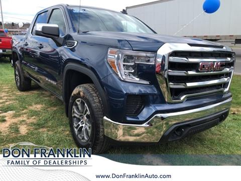 2019 GMC Sierra 1500 for sale in Somerset, KY