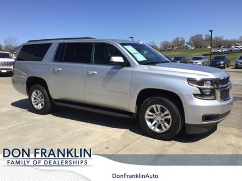 2018 Chevrolet Suburban for sale in Somerset, KY