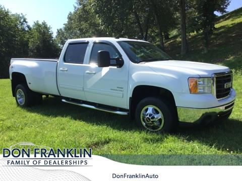 2010 GMC Sierra 3500HD for sale in Monticello, KY