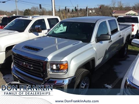 2019 GMC Sierra 2500HD for sale in Burkesville, KY
