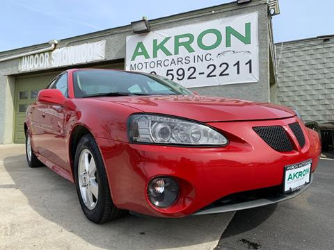 2008 Pontiac Grand Prix for sale in Akron, OH
