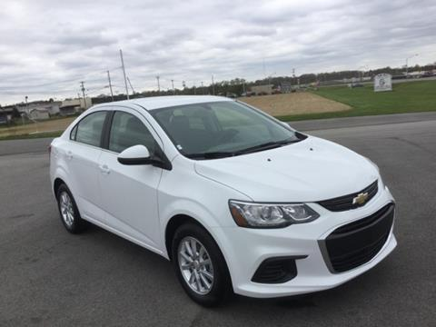 2018 Chevrolet Sonic for sale in Campbellsville, KY