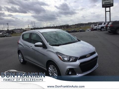 2018 Chevrolet Spark for sale in Campbellsville, KY