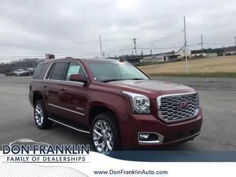 Don Franklin London Ky >> GMC Yukon For Sale in Kentucky - Carsforsale.com®