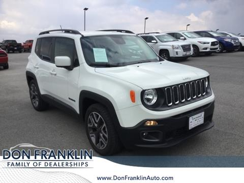 2017 Jeep Renegade for sale in Campbellsville, KY
