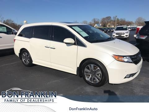 2015 Honda Odyssey for sale in Campbellsville, KY