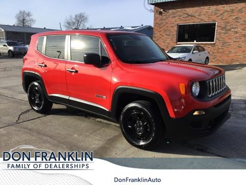 2015 Jeep Renegade for sale in Campbellsville, KY
