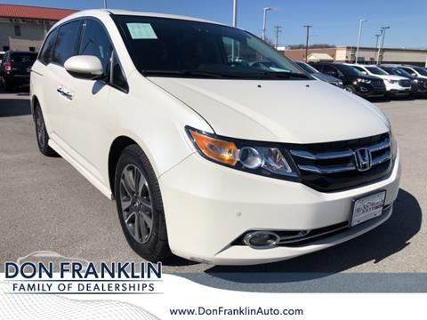 2016 Honda Odyssey for sale in Somerset, KY