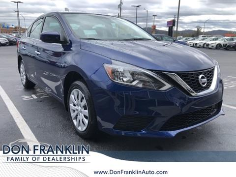 2019 Nissan Sentra for sale in Somerset, KY