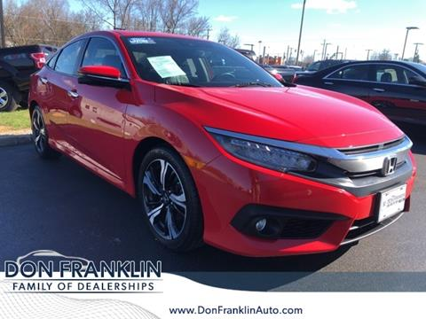 2016 Honda Civic for sale in Somerset, KY
