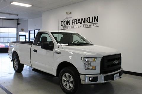 2016 Ford F-150 for sale in Somerset, KY