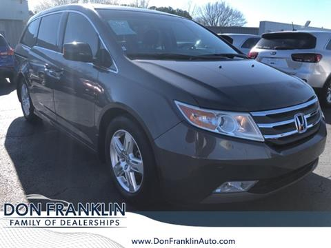 2012 Honda Odyssey for sale in Somerset, KY
