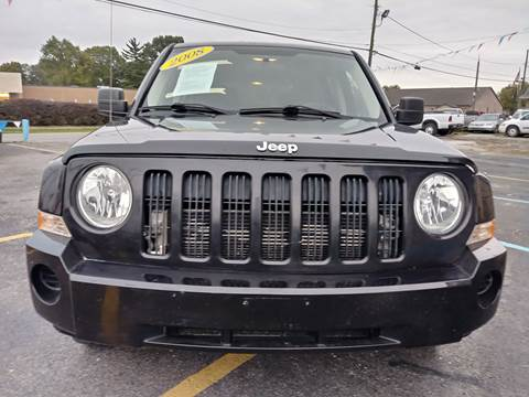 2008 Jeep Patriot for sale in Indianapolis, IN