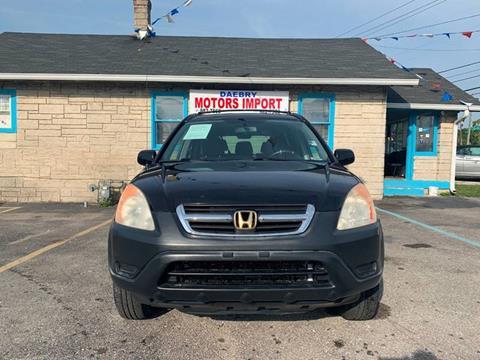 2003 Honda CR-V for sale in Indianapolis, IN