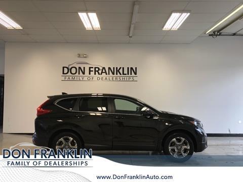 2017 Honda CR-V for sale in Nicholasville, KY