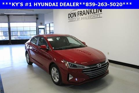 2019 Hyundai Elantra for sale in Nicholasville, KY