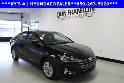2019 Hyundai Elantra for sale in Nicholasville, KY