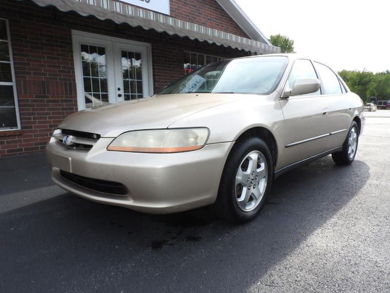 2000 Honda Accord For Sale At Consign A Car In Farmington AR