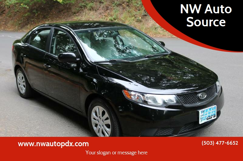2010 Kia Forte For Sale At NW Auto Source In Portland OR