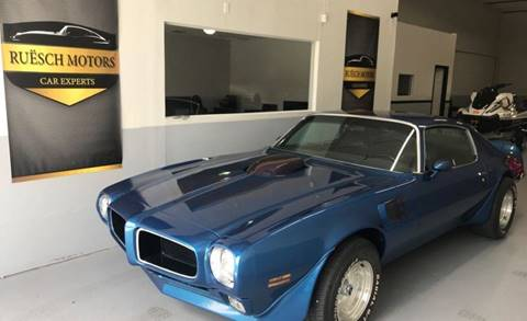 1970 Pontiac Firebird for sale in Miami, FL