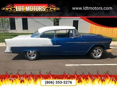 Cars For Sale In Amarillo Tx >> 1955 Chevrolet Bel Air For Sale In Amarillo Tx