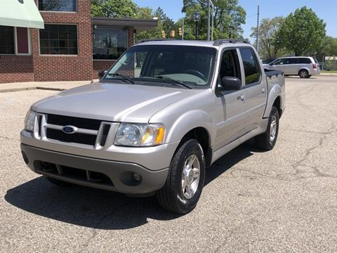 2003 Ford Explorer Sport Trac for sale in Mount Clemens, MI