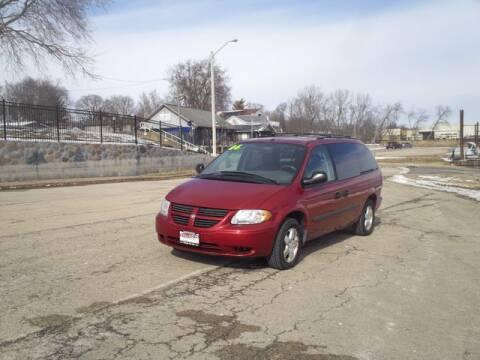 2006 Dodge Grand Caravan SE for sale at Chillicothe Auto Sales in Chillicothe IL