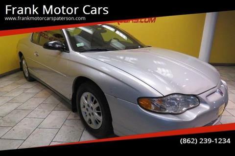 chevrolet monte carlo for sale carsforsale com rh carsforsale com 1998 Chevy Monte Carlo Specs 77 Monte Carlo