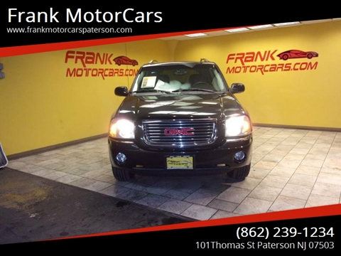 2009 GMC Envoy for sale in Paterson, NJ